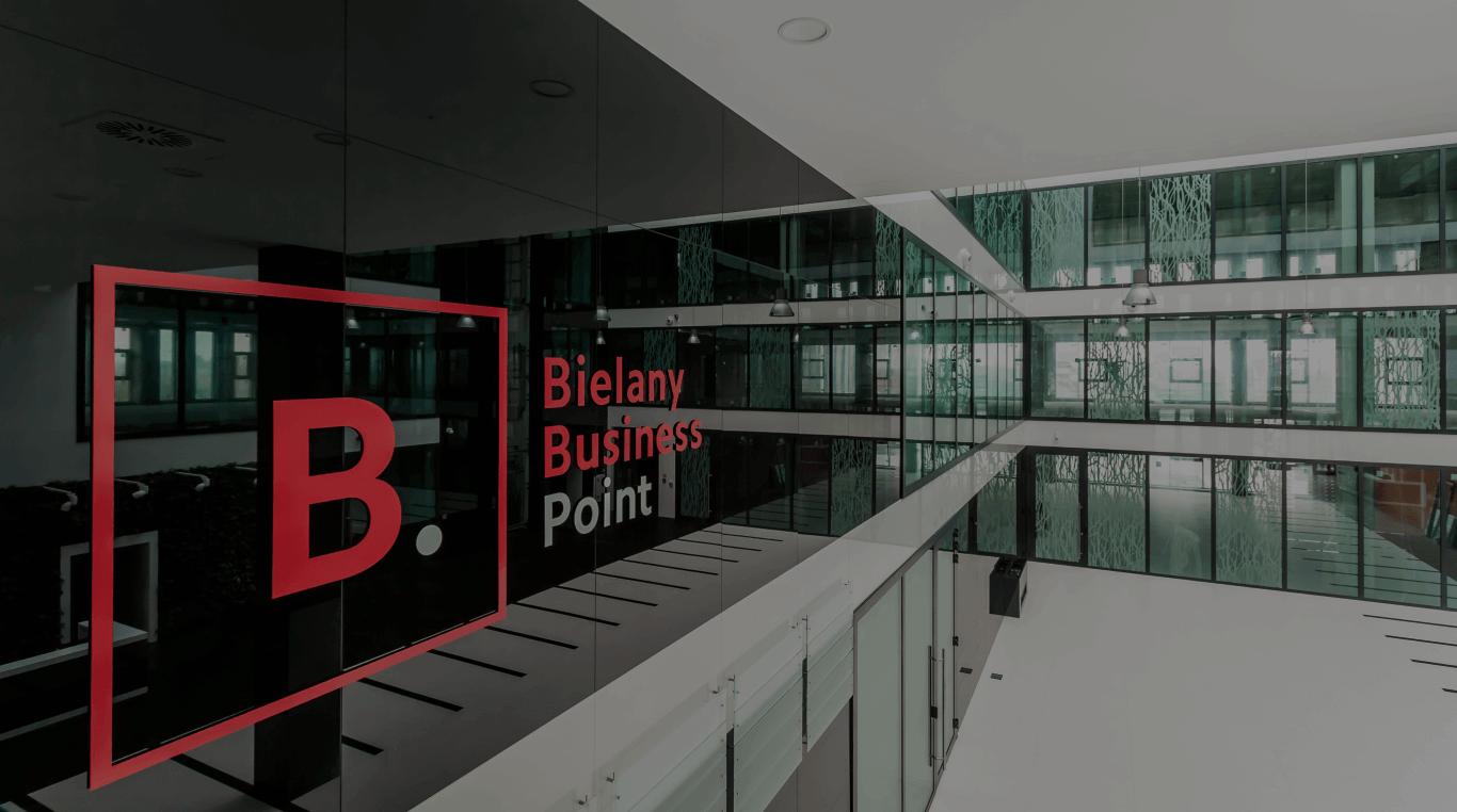 Więcej informacji o biurowcu Bielany Business Point