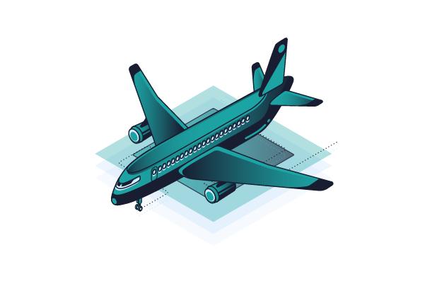 Łatwy dojazd z lotniska do Compact Office