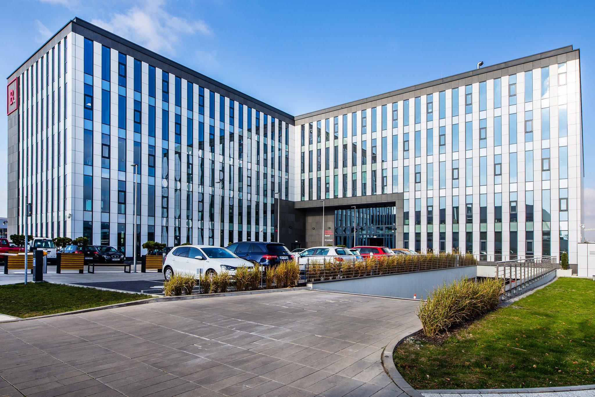 Cechy budynku Compact Office